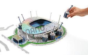Manchester City Etihad Stadium 3D Puzzle Model Man City Christmas Gift Present