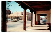 1950s/60s First National Bank Building, Santa Fe, NM Postcard
