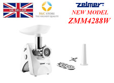 NEW Electric Kitchen ZELMER ZMM4288W MEAT MINCER BEST Sausage 1200.88