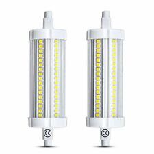 Luxvista Linear LED Lamp R7s 118mm Non Dimmable Lighting J118 Double Linear Effe
