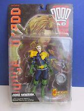 2000AD Judge Dredd Anderson Figurine Collector Series RE Action 1999 T83