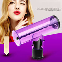 2020 Air Curler Hair dryer Curl Diffuser Spin Roller Cap Best Gift Home Salon