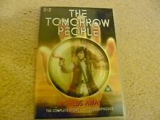 The Tomorrow People - World's Away - The Complete Story (DVD, 2003)