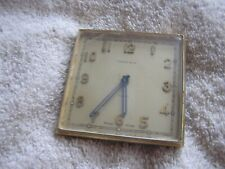 Vintage Tiffany & Co. Alarm Clock Art Deco
