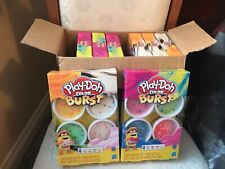 More details for 8 x play-doh color burst assortment retail box new