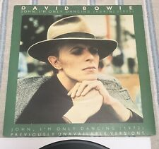 David Bowie Vinyl EP 7' BOW 4 - John , I'm Only Dancing
