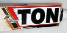 2lb 9oz! SS TON GOLD EDITION PLAYERS Grade 1 English Willow Cricket Bat