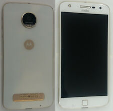 Motorola Moto Z Play Droid White (Verizon) Unlocked Smartphone Cell Phone XT1635