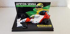 MINICHAMPS  1:43  A.SENNA COLLECTION  NR 06  McLaren MP 4/7  HONDA V12  1992