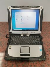 PANASONIC TOUGHBOOK CF-19 (Intel Core Duo U2400, 2,5GB RAM, 80GB HDD, Win10 Pro)