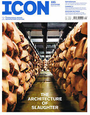 ICON 09/2014 Countryside REM KOOLHAAS Architecture Of Slaughter FARMING 2.0 @NEW