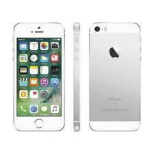 Apple iPhone SE 32GB Verizon GSM Unlocked AT&T T-Mobile - Silver - BAD TOUCH ID