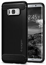 Cover Galaxy S8 Plus Spigen Custodia Rugged Armor Resilient Assorbiment