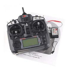 FlySky FS-TH9X-B 2.4G 9CH Radio Control for RC Helicopter Airplane Multicopter