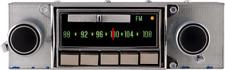 1969 - 71 Corvette AM FM Bluetooth® Radio