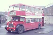 RED & WHITE 6EWO 6x4 Quality Bus Photo