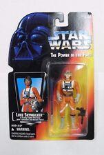 Star Wars Luke Skywalker X-Wing Pilot Gear POTF Red Card 1995