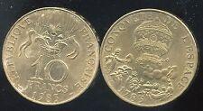 FRANCE 10 francs    1983 CONQUETE DE L'ESPACE tranche B   ( aus )