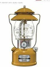 Coleman Seasons Lantern 2020 limited edition mustard color outdoor rare