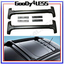 09-15 CHEVY Traverse  OE Factory Style Black Carrier Roof Rack Cross Bars