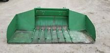 John Deere Bucket for Model 46 Loader, 3010, 3020
