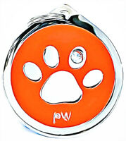Engraved Pet Dog Cat ID Identity Collar Tags Discs. Best Quality FREE P&P