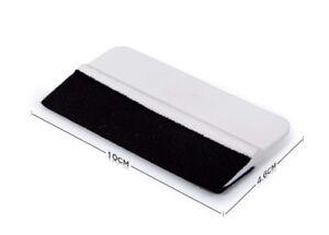 PROFESSIONAL FELT Edge SQUEEGEE Vinyl Applicator Tool Sign Decal Car Wrap Small