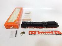 CE801-1 # Rivarossi H0 / Dc 1349 Locomotive à Vapeur 01 141 DB, Anbruchteil, Box