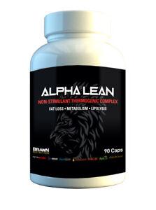 Brawn Nutrition Alpha Lean (90 Capsules)