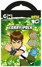 Ben 10 Carry Pack with Height Chart & Stickers