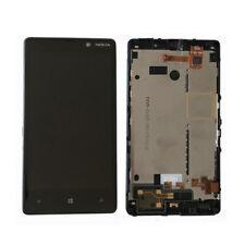 Für Nokia Lumia 820 Ersatz LCD Touchscreen Scheibe Front UK