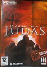 La malédiction de Judas PC game maledictionde judas rare