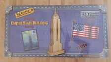 "BC Bones 3D Puzzle Empire State Building 35""x12"" New York Sightsee Architecture"