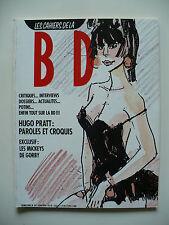 Magazine (comme neuf) - Les cahiers de la bande dessinée 89 (Pratt)