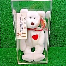 Special Edition Valentino Bear Ty Beanie Baby Make-A-Wish Foundation [1 OF 1000]