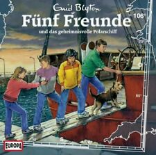 CD * FÜNF FREUNDE - HÖRSPIEL / CD 106 - GEHEIMNISVOLLE POLARSCHIFF # NEU OVP =