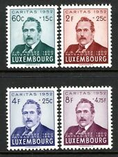 More details for (135)     luxembourg 1952 national welfare fund set sg559-562 m/mint
