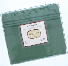 Mellanni Bed Sheet Set Queen Emerald Green