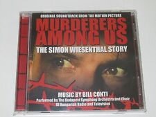 ASESINOS AMONG US/SOUNDTRACK/BILL CONTI(BSXCD 8861)CD ÁLBUM NUEVO