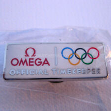 2012 London Summer Olympic Omega Official Timekeeper Pin