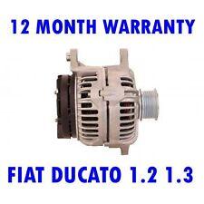 FIAT DUCATO 1.2 1.3 2006 2007 2008 2009 2010 2011 2012 - 2015 RMFD ALTERNATOR