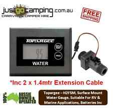 """Topargee H2Flow """"Surface Mount"""" Water Tank Gauge (INC EXTRA 2 x 1.4MT EXTENSION"""