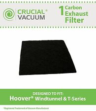 REPL Hoover Windtunnel T-Series Carbon Exhaust Vac Filter Part # 902404001