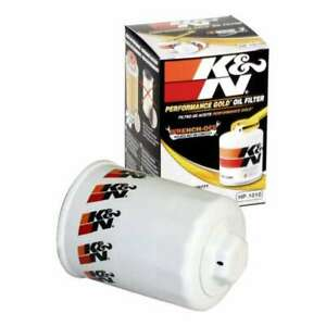 K&N HIGH FLOW OIL FILTER FOR MAZDA MX-6 GD F2T TURBO 2.2L I4