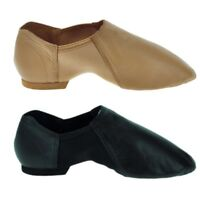 NEW Slip-on Jazz Shoes Tan Leather LEO/'S Gioflex L4006G /&  Leather