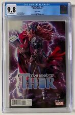 MIGHTY THOR 15 CGC 9.8 MIKE DEODATO Jane Foster variant LOVE&THUNDER *NO RESERVE