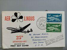 Ireland 1961 fdc