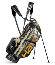 Sun Mountain Standbag H2NO Pro - Waterproof - Farbe: Black/Iron/Sun, Neu!