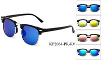 Colorful Classic Polarized Kids Sunglasses Boys Girls Children Toddler UV 100