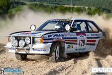 Rothmans Opel Ascona 400 #F28 Poster 50x70 cm Löwenrallye`18